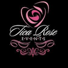 Profil utilisateur de Tica Rose