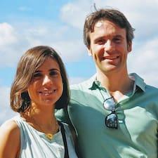 Elena & Miguel User Profile