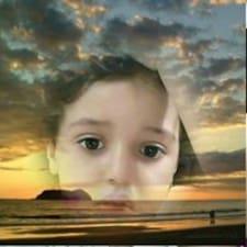 Profil utilisateur de Moufida