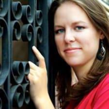 Jodie felhasználói profilja