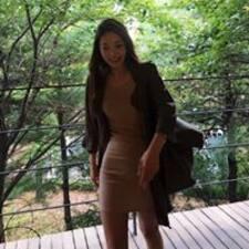 Användarprofil för Kyoung Eun