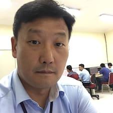 Profil utilisateur de Jung Ho