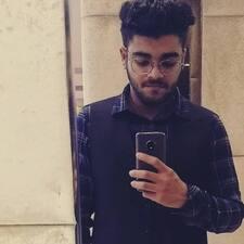 Profil utilisateur de Paksh