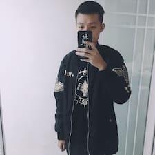 王瀚林 User Profile