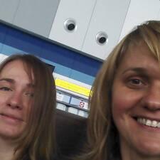 Gebruikersprofiel Lena And Masha