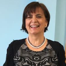 Henkilön Maria Laura käyttäjäprofiili