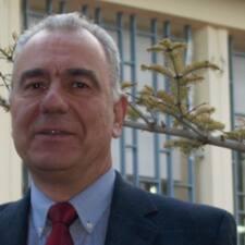 Stylianos User Profile