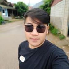 Chokanan felhasználói profilja