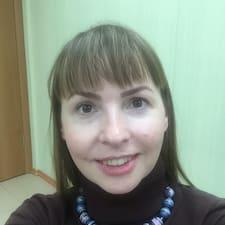 Gebruikersprofiel Popova