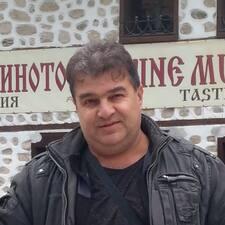 Profilo utente di Petar