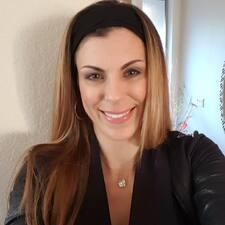 Ericka felhasználói profilja