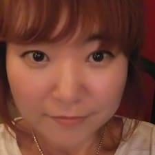 Mijeong User Profile
