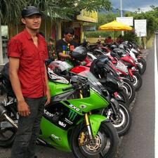 Bali User Profile