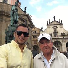 Juan Felipe felhasználói profilja