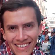 Profil Pengguna Roger Mauricio