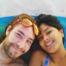 Profil utilisateur de Stephanie & Sergio