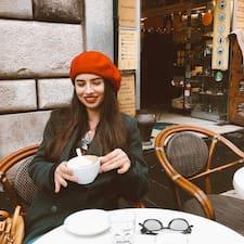 Ana-Cristina - Uživatelský profil