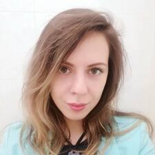 Диана felhasználói profilja