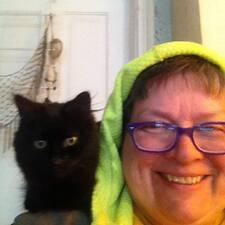Maureen felhasználói profilja