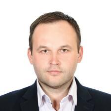 Dmitry felhasználói profilja