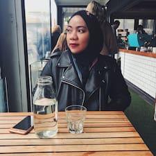 Zurina Afiza User Profile