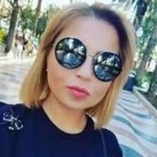 Profil utilisateur de Ieva