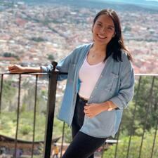 Notandalýsing Sofía