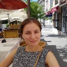 Profil utilisateur de Ruzanna