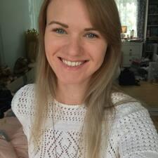 Henkilön Sophie käyttäjäprofiili