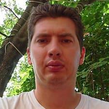 Profil utilisateur de Maksym