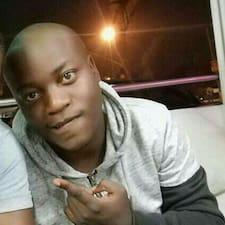 Mfanafuthi felhasználói profilja