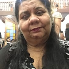 Profil Pengguna Márcia Helena