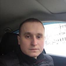 Profil utilisateur de Марсель