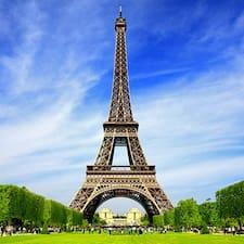 Perfil de usuario de Paris