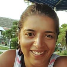 Profilo utente di Samira
