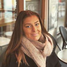 Profil utilisateur de Kathrine