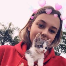 Profil utilisateur de Mikayela