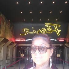Sharifa - Uživatelský profil