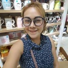 Vichelle felhasználói profilja