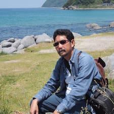 Profil Pengguna Saharudin
