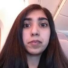 Ayesha - Uživatelský profil