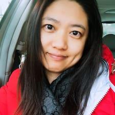 雅瑩的用戶個人資料