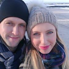Användarprofil för Kamila I Bartosz