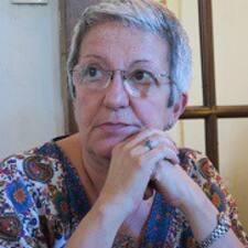 Profil utilisateur de Cristina María