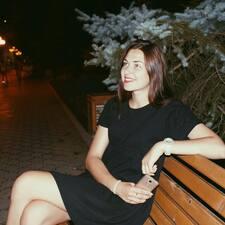 Елизавета felhasználói profilja