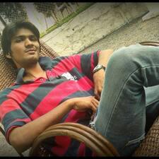 Perfil de usuario de Pranay