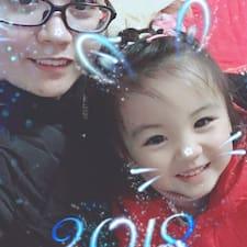 Perfil do utilizador de 静希