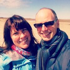 Profil Pengguna Louise & Tomas