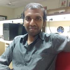 Kishore Kumar felhasználói profilja