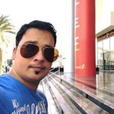 Gebruikersprofiel Rajesh